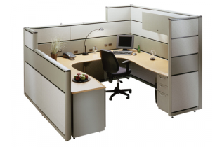Remanufactured Systems Furniture