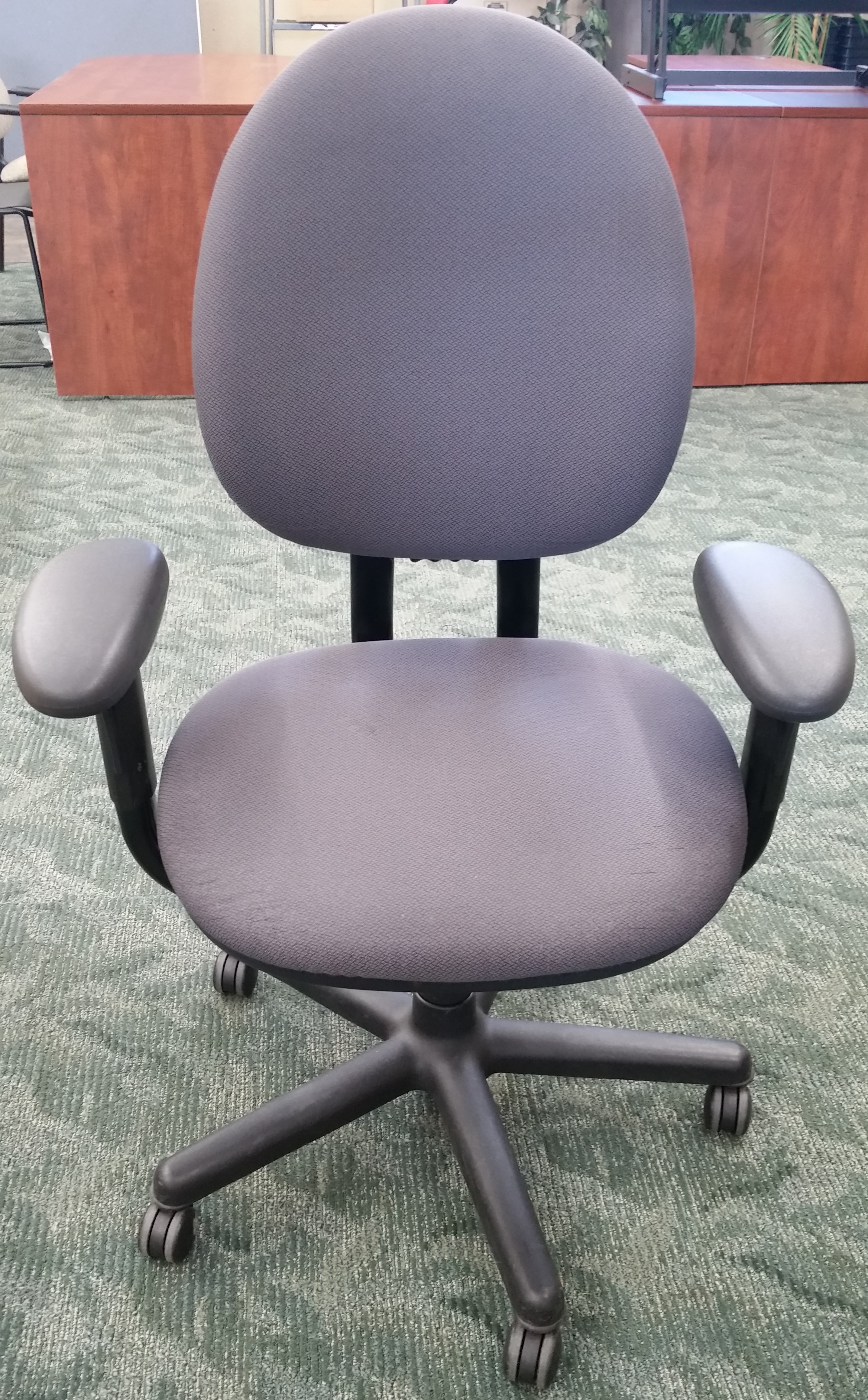 Steelcase Criterion Task Chair W/Seat Slider