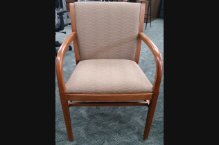 Bernhardt Wood Side Chair