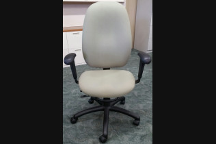 Global Malaga Task Chair w/ Seat Slider