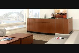 Reception Desks Office Furniture Solutions Inc