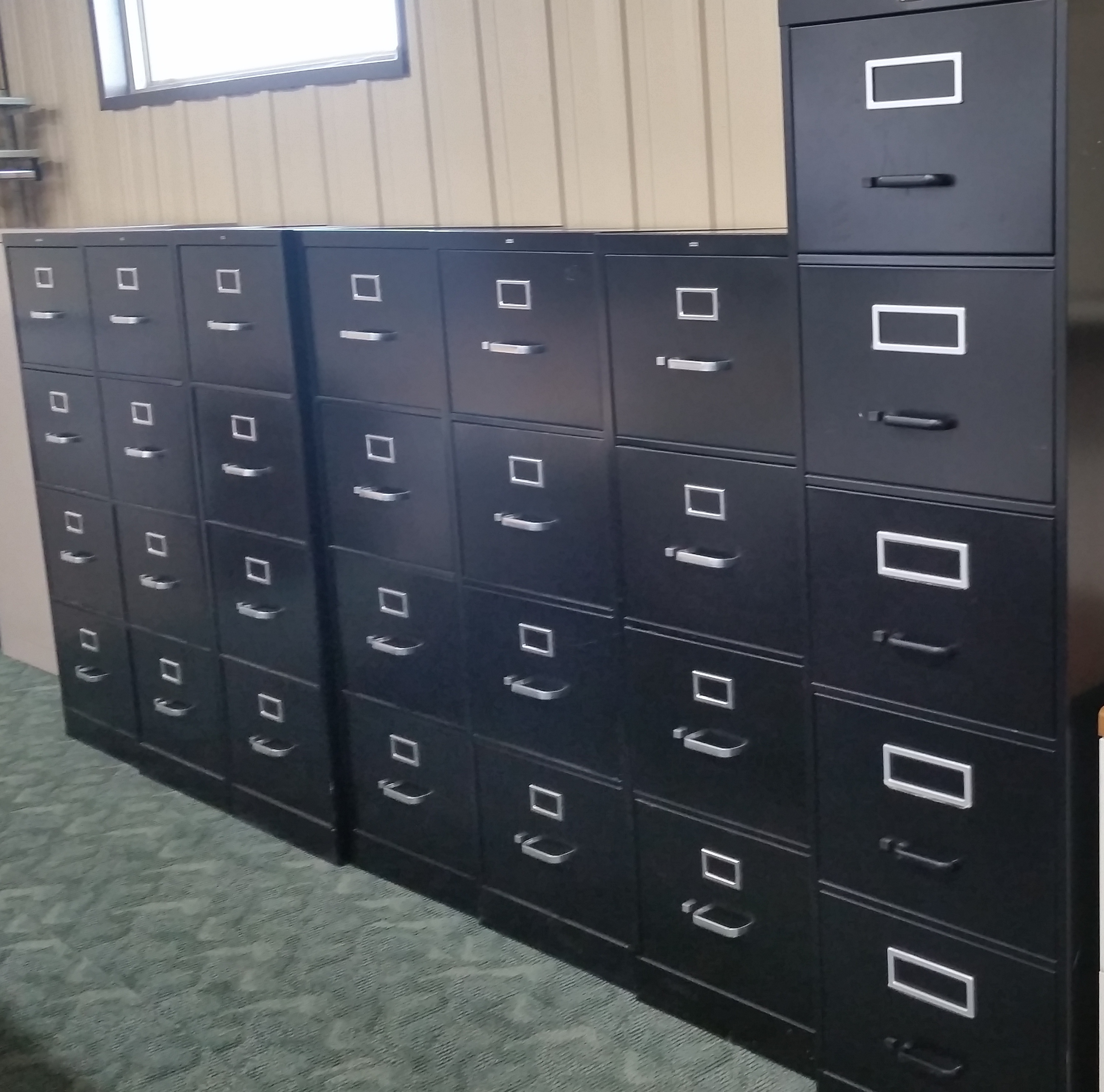 Used Filing & Storage | Office Furniture Solutions Inc.