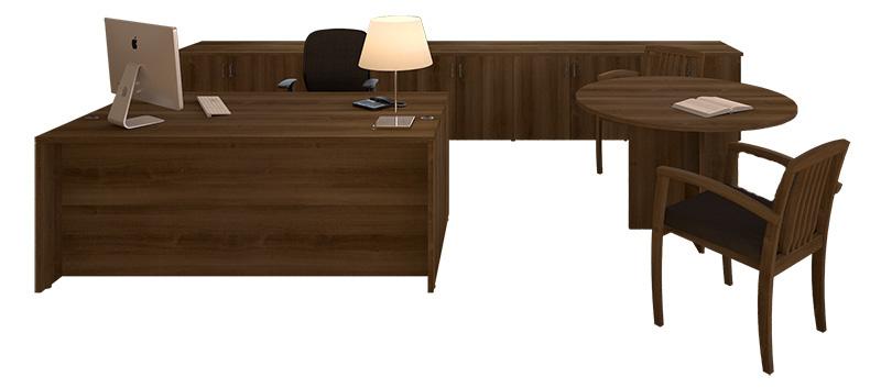 Laminate Desks Office Furniture Solutions Inc